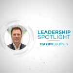 "Maxime ""Max"" Guévin Discusses Growing and Integrating Data Center Businesses"
