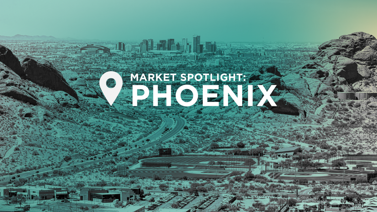 Phoenix rises among the ranks of hot data center markets.